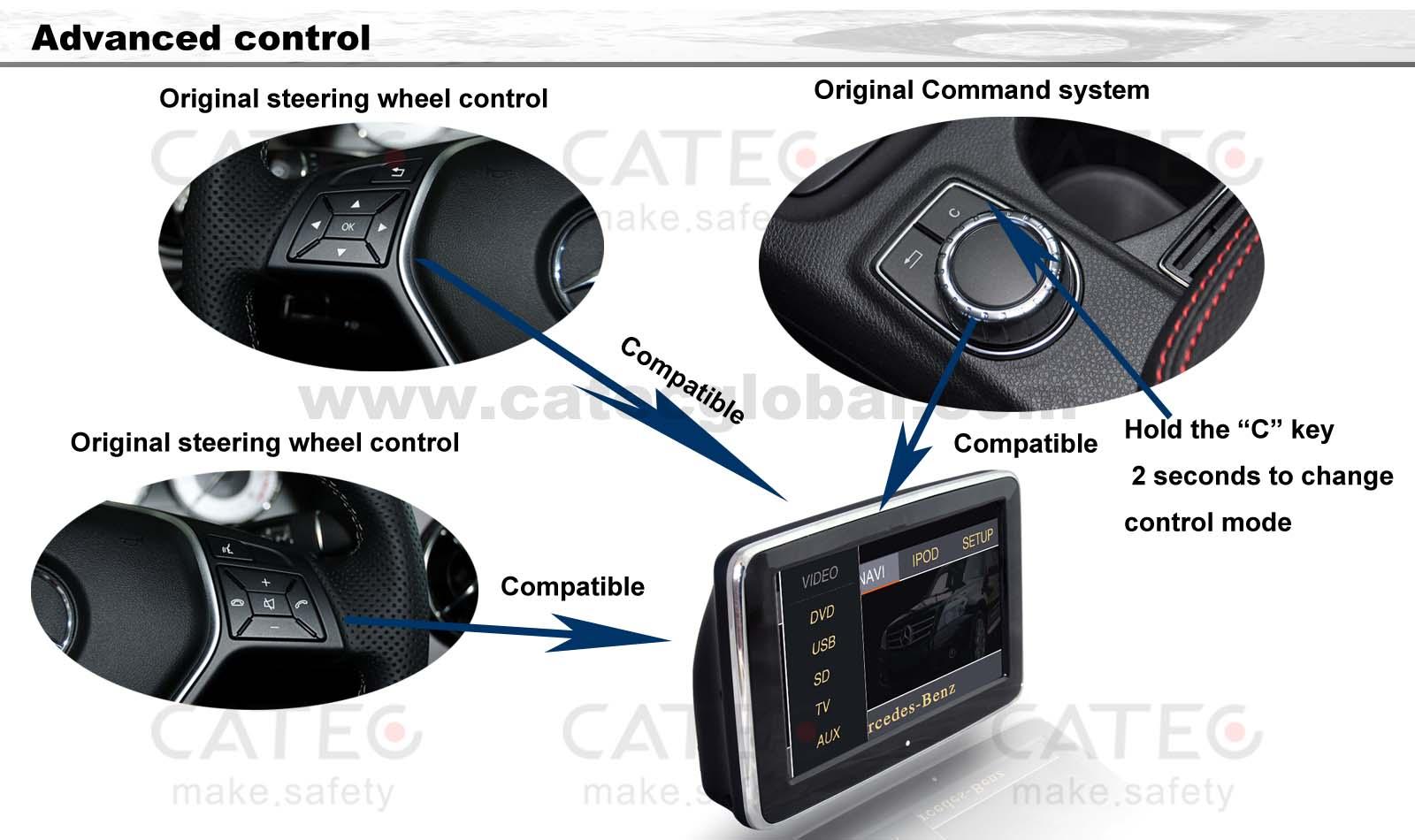 Buy Car Gps Navigation For Mercedes Benz A Class W176 A150 A160 A170 Automotive System Wiring Diagram Dvd Player Radio Head Unit B W246