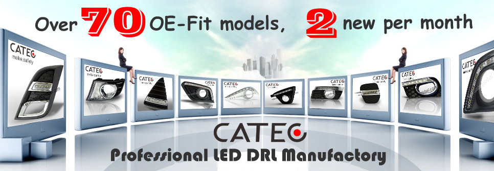 led drl manufactory CATEC