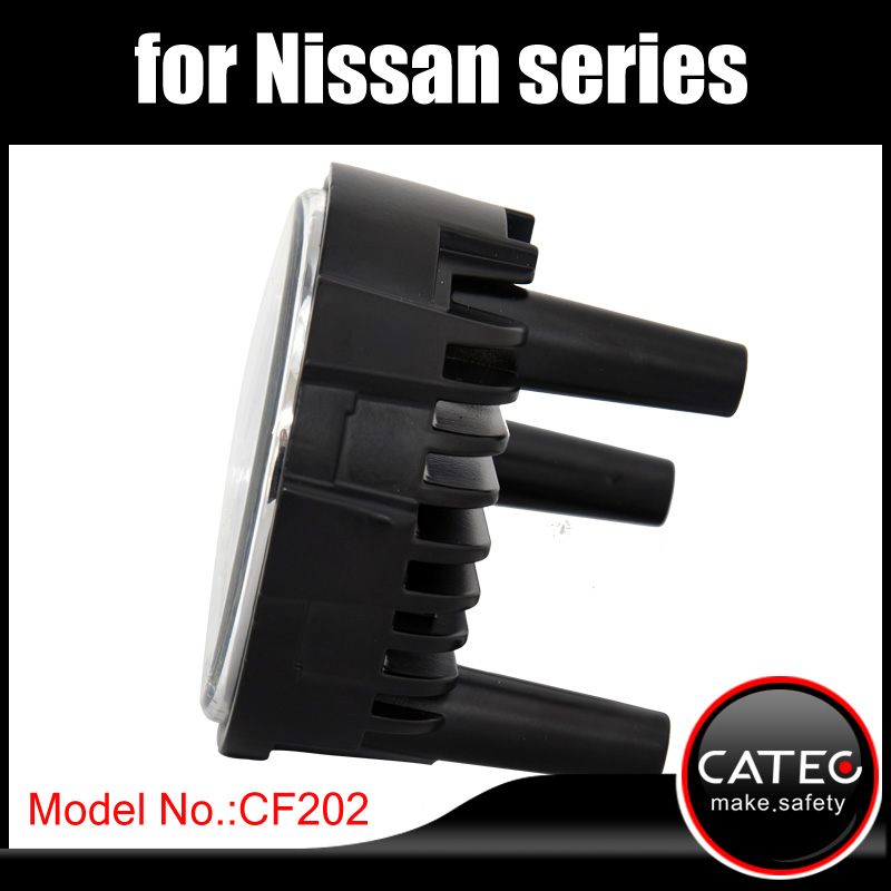Nissan LED DRL fog lights