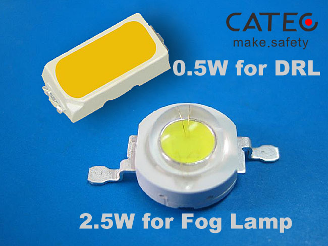 High power LED bulbs for Toyota LED DRL fog lights