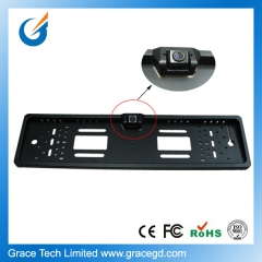 OEM / ODM Car License Plate Frame Camera Rearview Reverse IP68 Waterproof