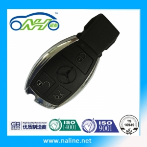 Benz RF remote key