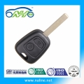 PSA Peogeot 206,207 Car key with key blade RKE remote key