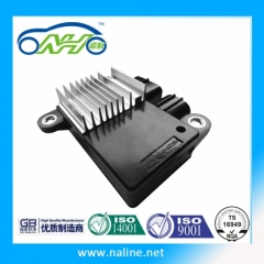 Cooling fan module Toyota