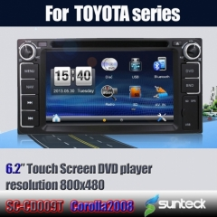 Car DVD TOTOTA