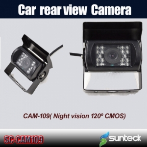 bus rearview camera