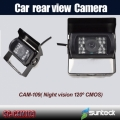 Night vision car rearview Camera for bus and truck