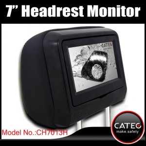 Car Headrest Monitors