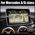 Car GPS navigation for Mercedes-Benz B class W246 B160 CDI B180 B200 B220 4MATIC Sports Tourer B170