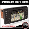 Car GPS navigation for Mercedes-Benz R class W251 280 300 350 500 R280 R300 R350 R500 CDI L V6 V8 R6