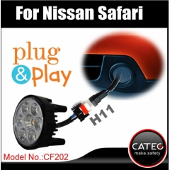 Nissan Safari fog lights