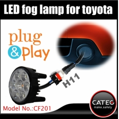 LED DRL fog lights for Toyota series