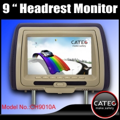 car seat back monitors