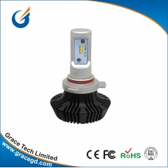 Vehicle LED Headlights
