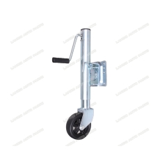 trailer jack jockey wheel